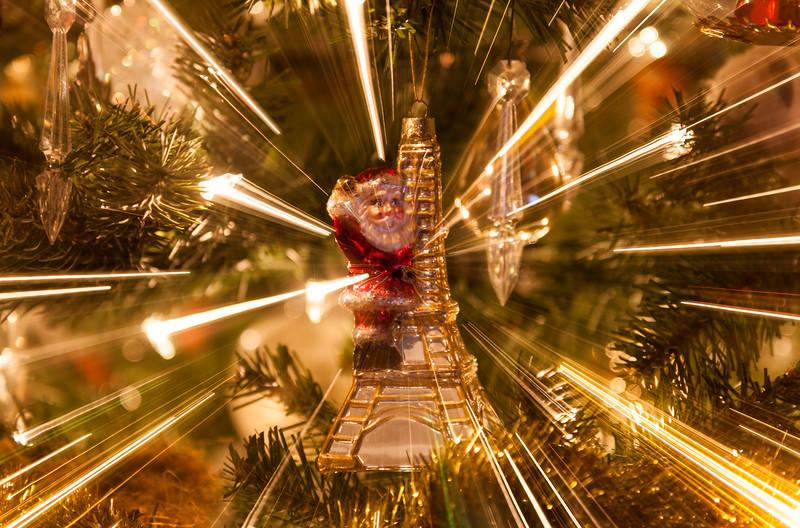 Parisian Christmas Fantasy