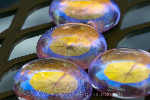 Four Glass Stones
