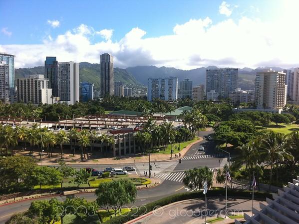 Honolulu, Oahu, Hawai'i