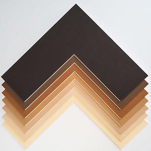 Artcare Mountboard Samples