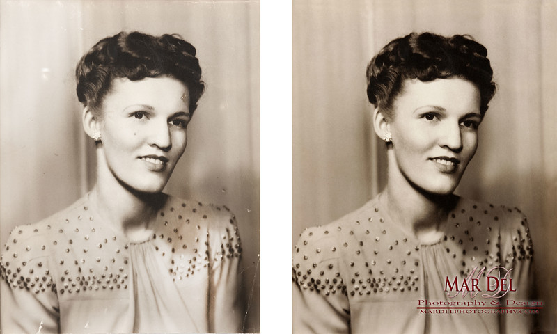 Restoration of B&W