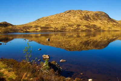 Lochan Na Claise. Glencoe.