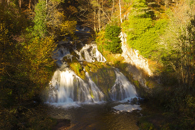 Water Fall in Aberdeenshire.