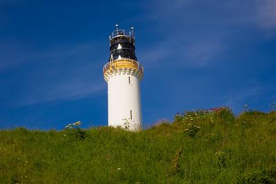 Light House Aberdeen. Scotland.