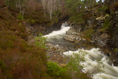 Lui Water Braemar. Scotland.