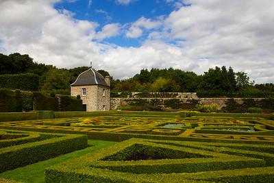 Pitmedden Gardens.