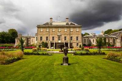 Haddo  House. Aberdeenshire.