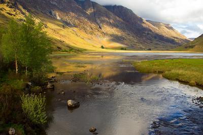 Glencoe. Scotland.