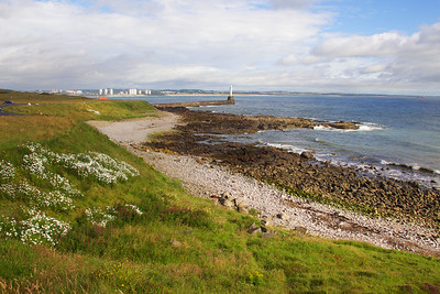 Bay of Nigg. Aberdeen.