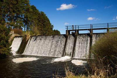 Aberdeenshire Dam.