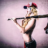 Natalie - Harley Quinn Pin-Up<br /> <br /> <br /> #cosplay #dcmodels #pinup #harleyquinn #comics