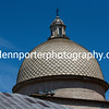 Dome at Camposanto Monumentale, Pisa, Italy. Colour