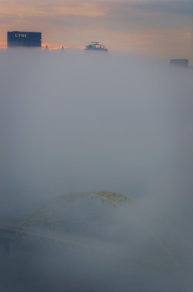 Wall Of Fog