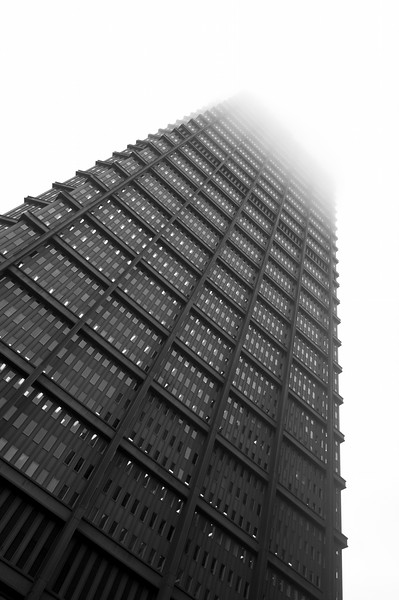 """Infinite Steel"" - Pittsburgh, Downtown   Recommended Print sizes*:  4x6  
