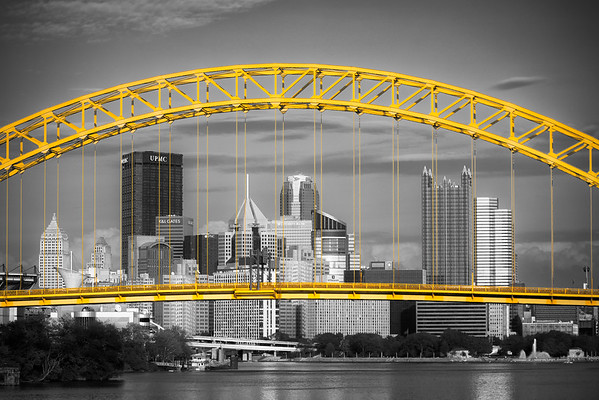 """""""West End Frame (S/C)"""" - Pittsburgh, West End   Recommended Print sizes*:  4x6  