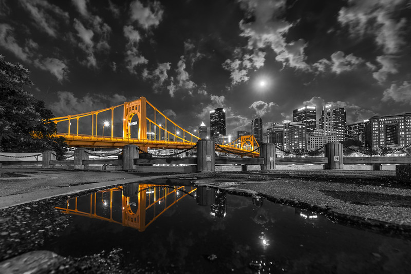 """Waiting for Jason (S/C)"" - Pittsburgh, North Shore   Recommended Print sizes*:  4x6  