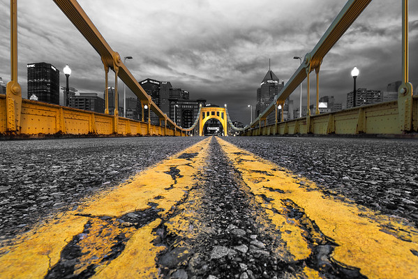 """""""Low Profile (S/C)"""" - Pittsburgh, North Shore   Recommended Print sizes*:  4x6  