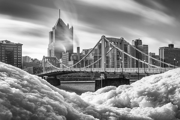 Mountains of snow and steel pittsburgh north shore recommended print sizes