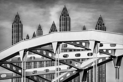 """Spires and Steel"" - Pittsburgh   Recommended Print sizes*:  4x6  