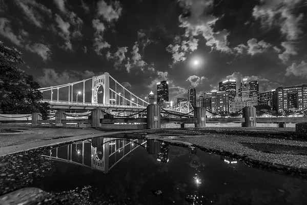 """Waiting for Jason"" - Pittsburgh, North Shore   Recommended Print sizes*:  4x6  