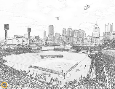 Opening Day Coloring Page  Just right click, save, and print!