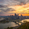 "<center><br><font size=""4"" color=""white""><b>""October Sky"" - Pittsburgh, Mount Washington</b><br> </font> <br><font size=""3"" color=""white""> <u>Recommended Print sizes*</u>:<br>  4x6  