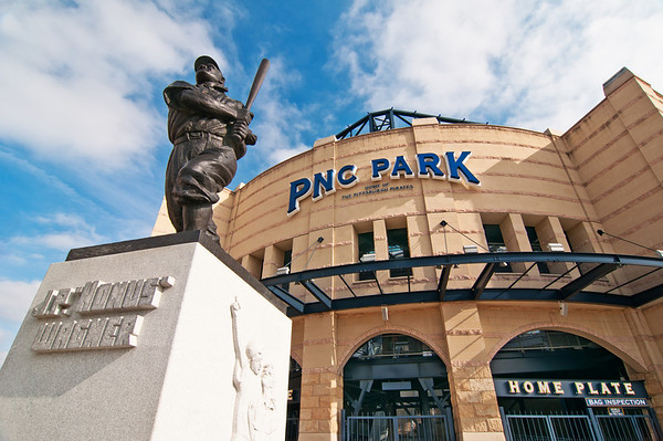 """Honus Wagner"" - Pittsburgh, PNC Park   Recommended Print sizes*:  4x6  