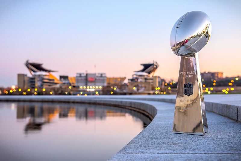 """""""One For the 2nd Hand"""" - Pittsburgh, Heinz Field   Recommended Print sizes*:  4x6  