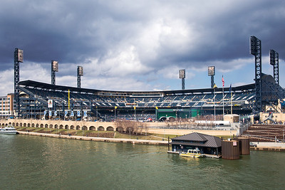 """Opening Day"" - Pittsburgh, PNC Park   Recommended Print sizes*:  4x6  