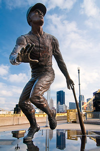 """Clemente"" - Pittsburgh, PNC Park   Recommended Print sizes*:  4x6  