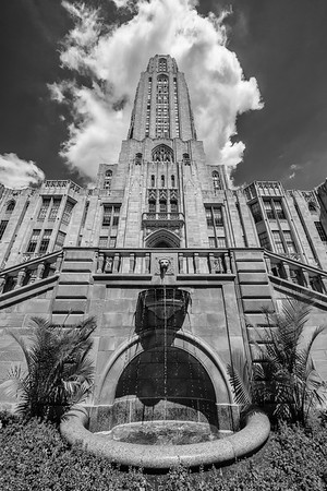 """Wizardry 101"" - University of Pittsburgh   Recommended Print sizes*:  4x6  