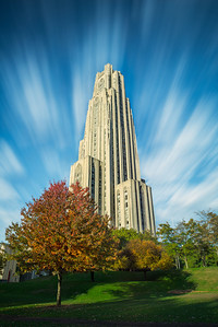 """Flying By"" - Oakland, University of Pittsburgh   Recommended Print sizes*:  4x6  