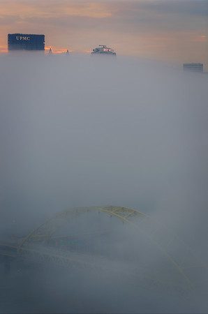 Wall Of Fog