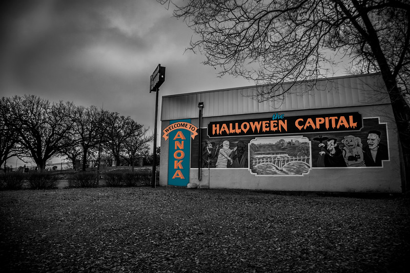 The Halloween Capital