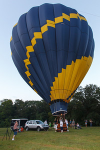 Hot Air Ballon Festival Centralia IL