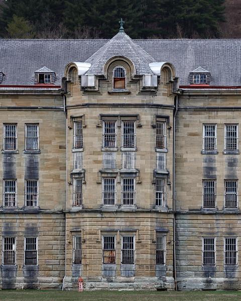 Luniatic Asylum