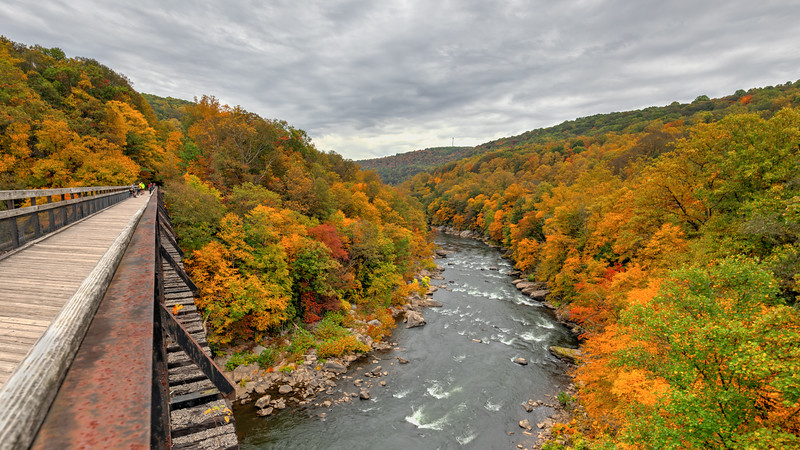 Ohiopyle High Bridge