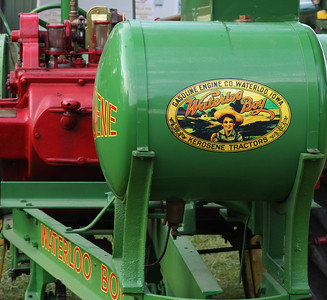 Steam and Thresher Festival