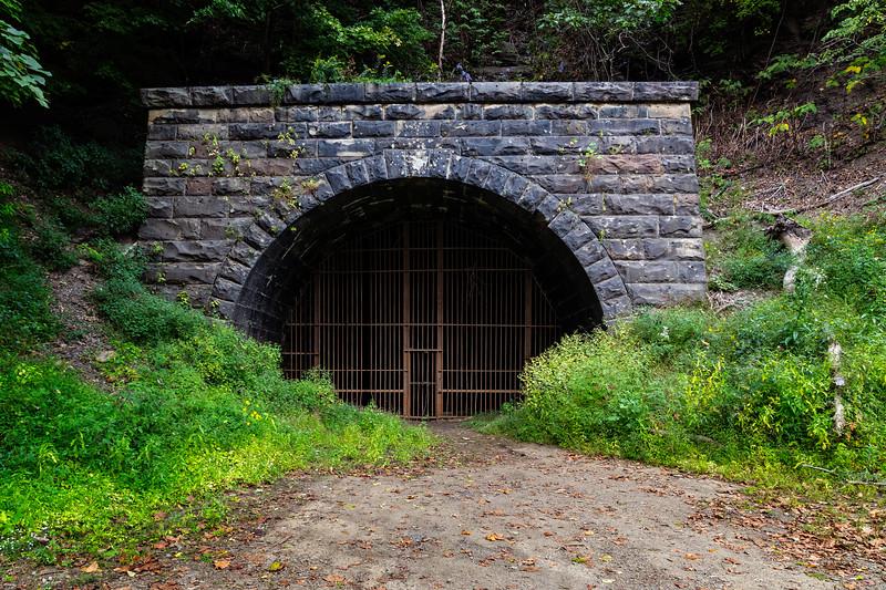 Bow Ridge Tunnel Western Portal