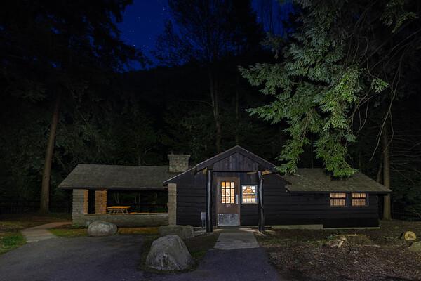 Camp Site Cabin 4