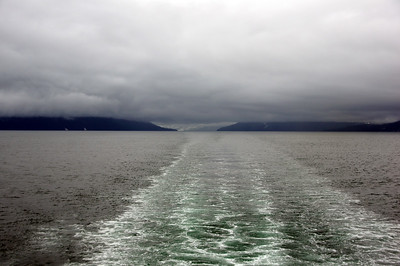 Valdez to Whittier Ferry, Alaskan Marine Highway System