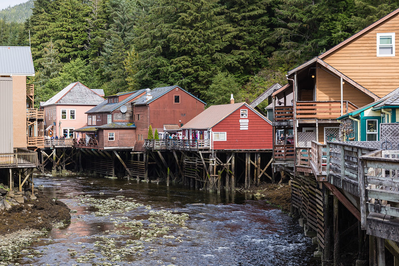 Ketchikan - Creek Street