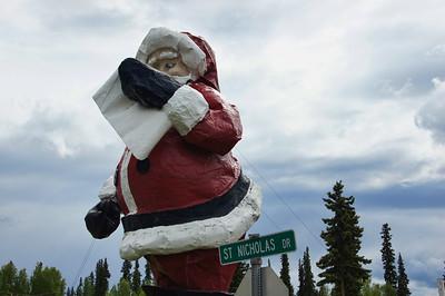 Santa Claus House | North Pole, Alaska