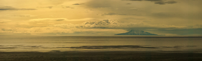 Augustine Volcano   Homer, Alaska