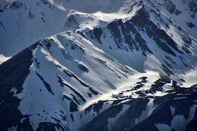 Alaskan Mountain Range, Alaska