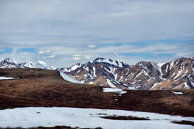 Mount McKinley, Denali National Park, Alaska