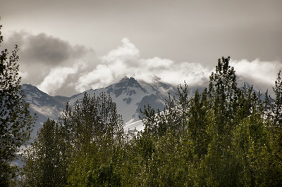 Glen Alps   Anchorage, Alaska