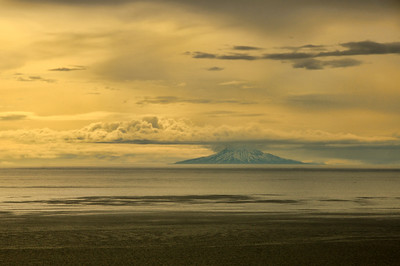 Augustine Volcano | Homer, Alaska