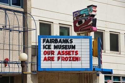 Fairbanks Ice Museum | Fairbanks, Alaska