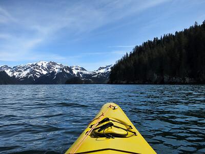 Kayaking Fox Island | Seward, Alaska